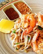 Chicken, Beef or Prawn Wok Noodle