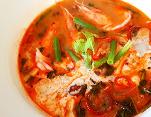 Chicken or Prawn Soup